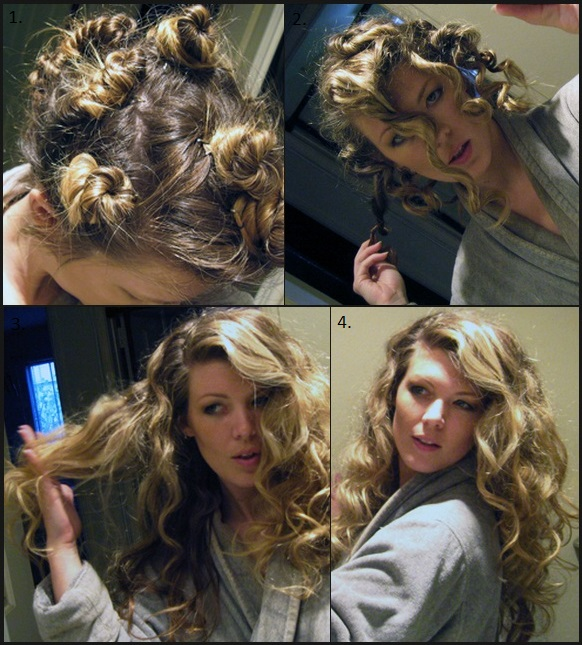 How To Get Natural Curls AllDayChic