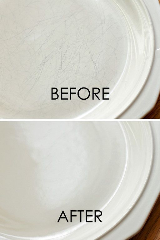 Cleaning Tips & Tricks-Removing Scratches On Ceramic