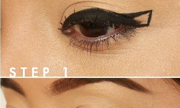 Bold Eyeliner Makeup Tutorial AllDayChic