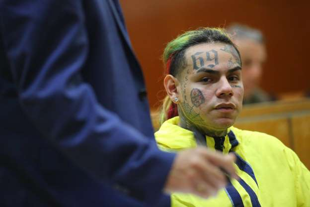 It's a Wrap For Tekashi 6ix9ine – Feds' Have Photo and Video Proof