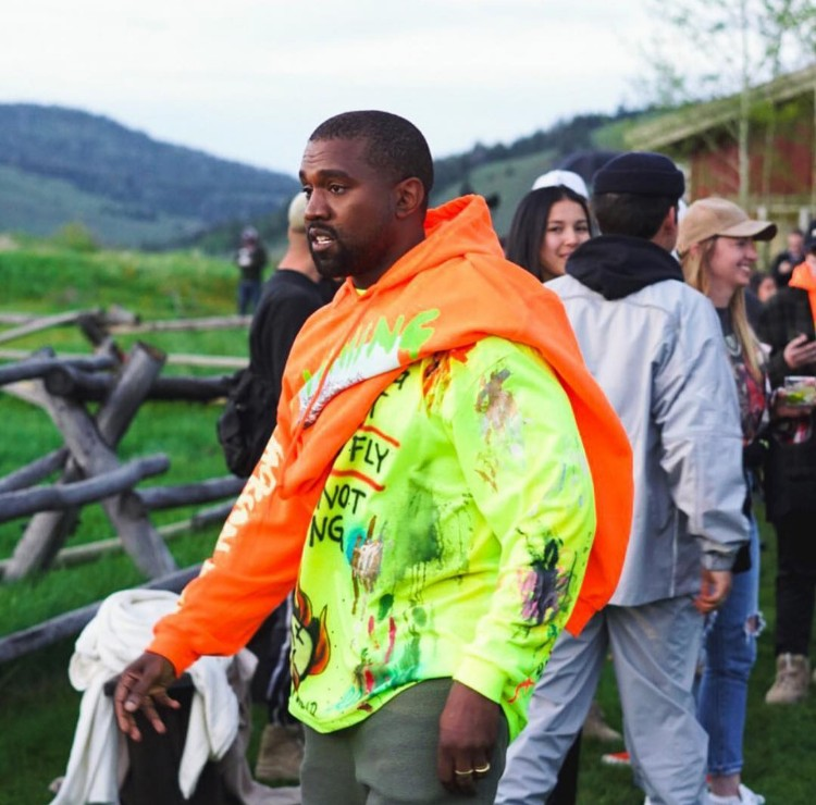 """KANYE WEST MAKES HISTORY WITH #1 ALBUM """"JESUS IS KING"""""""