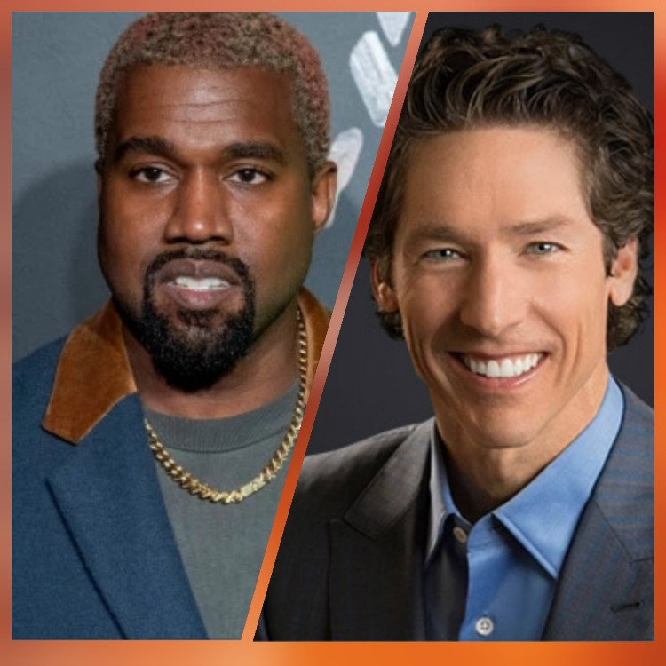 KANYE WEST TO APPEAR WITH PREACHER JOEL OSTEEN