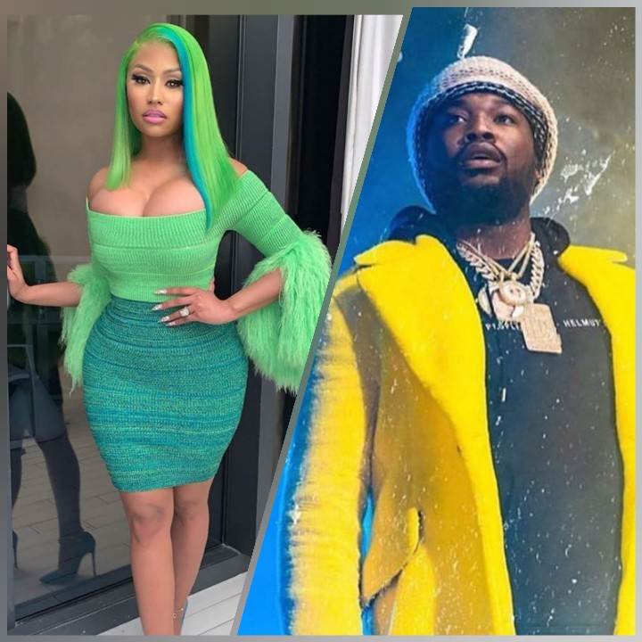 NICKI MINAJ CLAIMS MEEK MILL KICKED HER AND BEAT HIS OWN SISTER