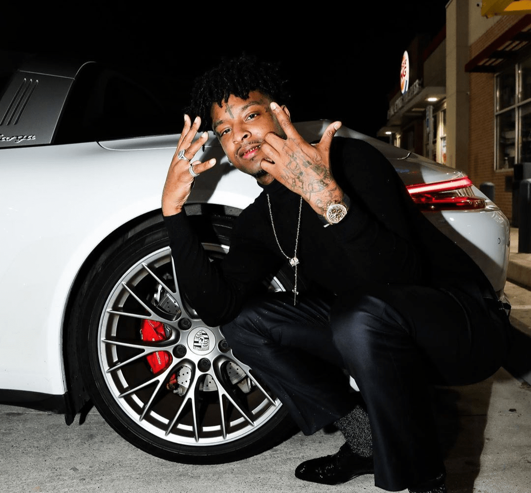 21 SAVAGE RESPONDS TO YOUNG CHOP
