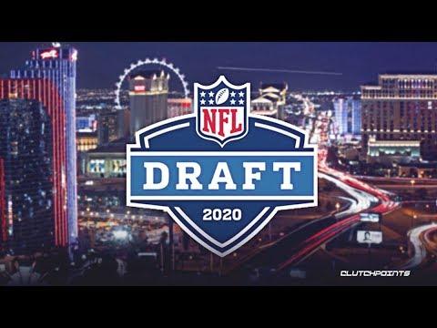 CHECKOUT THE 2020 NFL DRAFT LIVESTREAM