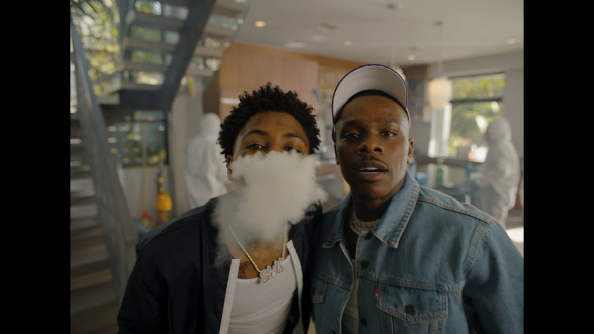 """DABABY – """"JUMP"""" FEAT. NBA YOUNGBOY (OFFICIAL MUSIC VIDEO)"""