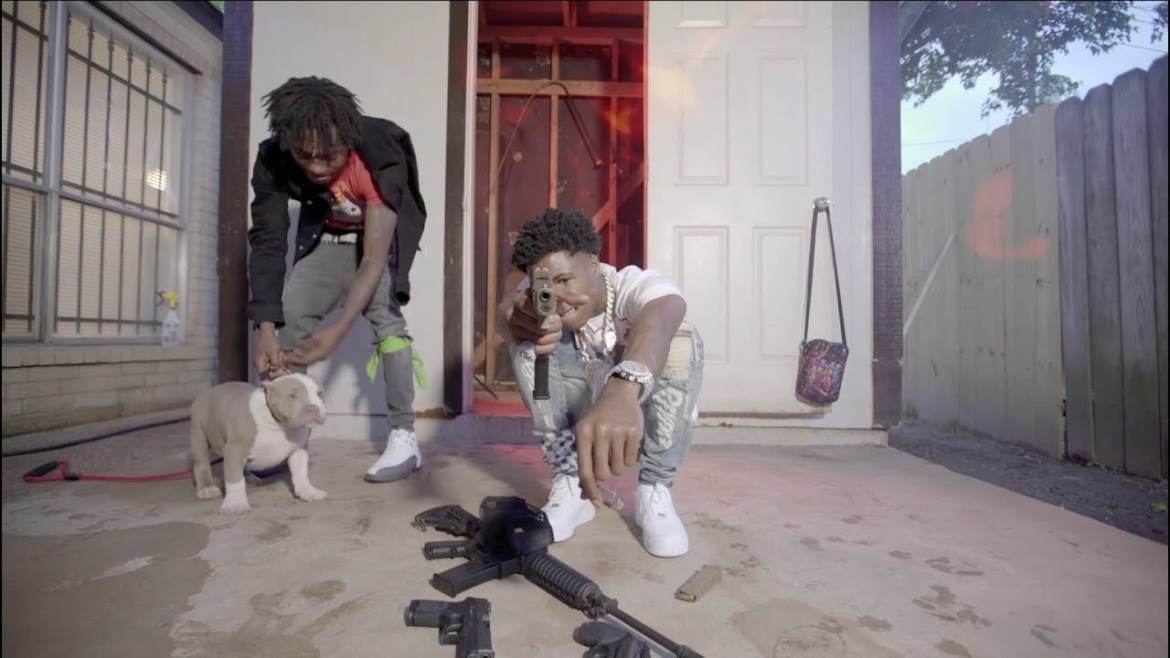 """NBA YOUNGBOY – """"STEP ON SH**"""" (OFFICIAL MUSIC VIDEO)"""