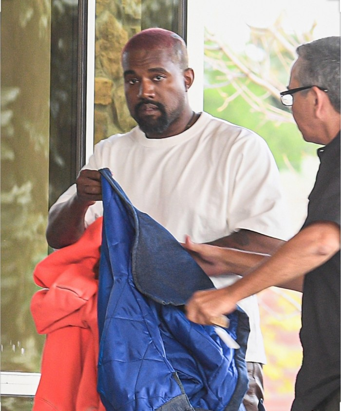 KANYE WEST CHECKS INTO HOSPITAL ER FOR ANXIETY ATTACK, THEN BOLTS