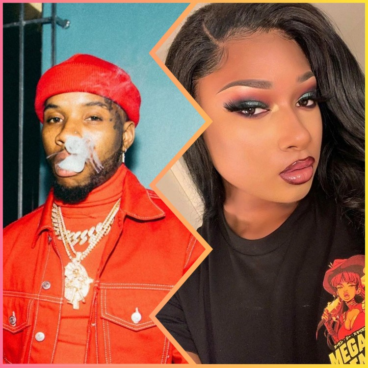 """MEGAN THEE STALLION NOW SAYS SHE WAS SHOT """"TWICE"""""""
