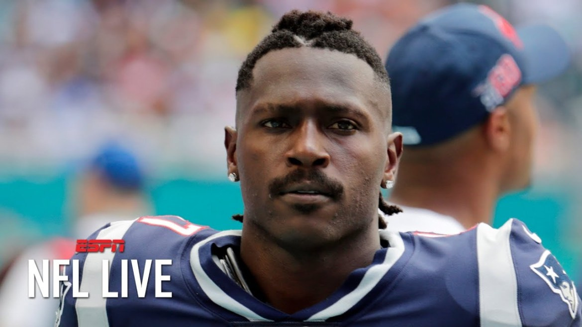 ANTONIO BROWN SUSPENDED FOR EIGHT GAMES AS NFL ENDS ITS INVESTIGATION