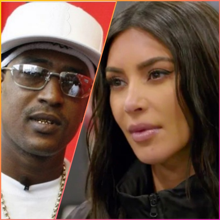 KIM KARDASHIAN IS NOW TRYING TO FREE MASTER P'S BROTHER, C-MURDER