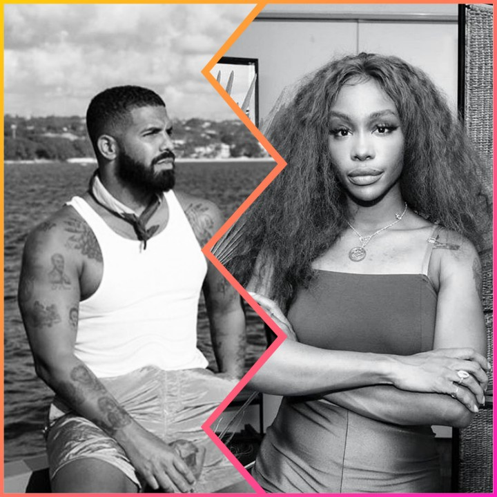 SZA UNFOLLOWS DRAKE AFTER HE BLABS THAT THEY USED TO DATE