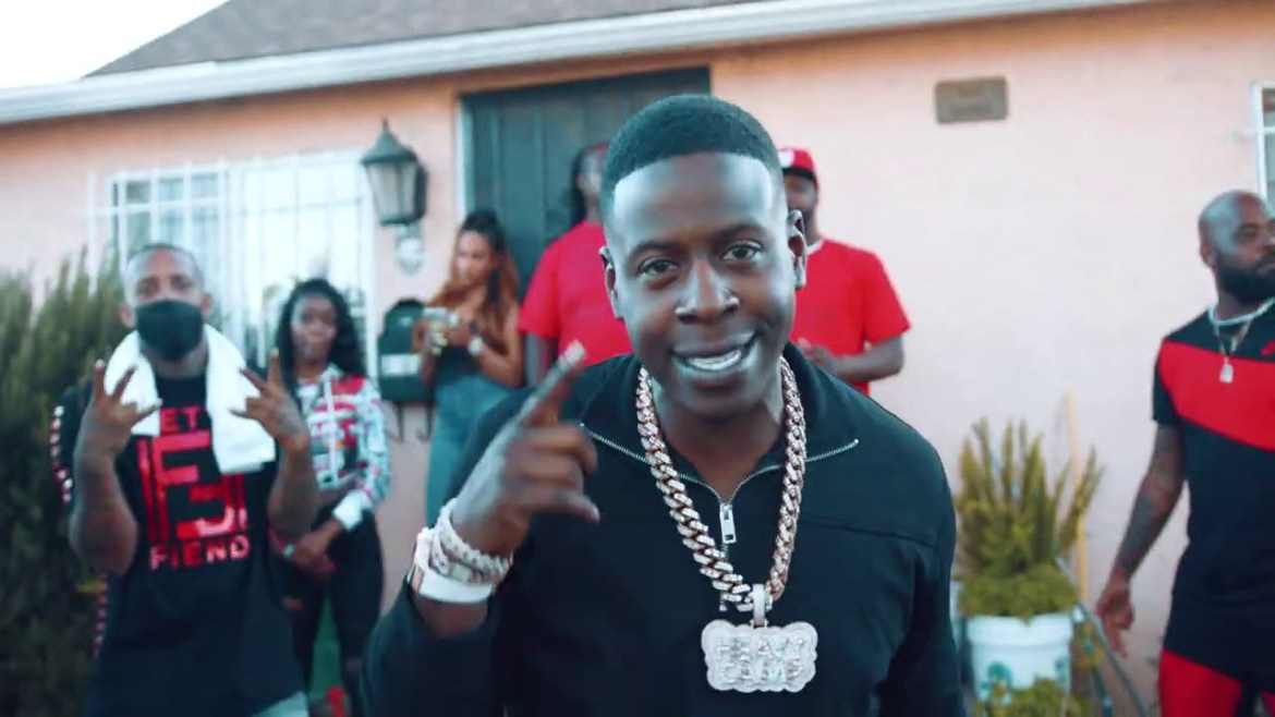 """BLAC YOUNGSTA """"WHERE THEY DO THAT"""" (OFFICIAL MUSIC VIDEO)"""