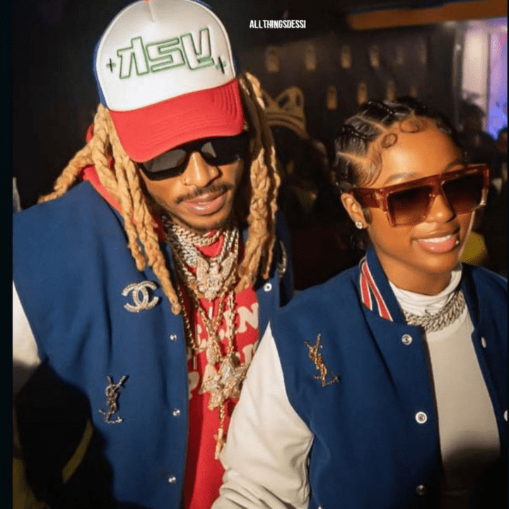 ARE FUTURE AND RAPPER DESS DIOR SECRETLY ENGAGED?!