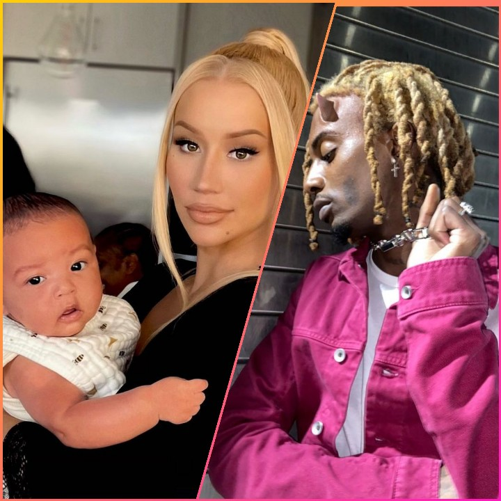 IGGY AZALEA BLASTS PLAYBOI CARTI FOR DITCHING HIS SON ON CHRISTMAS