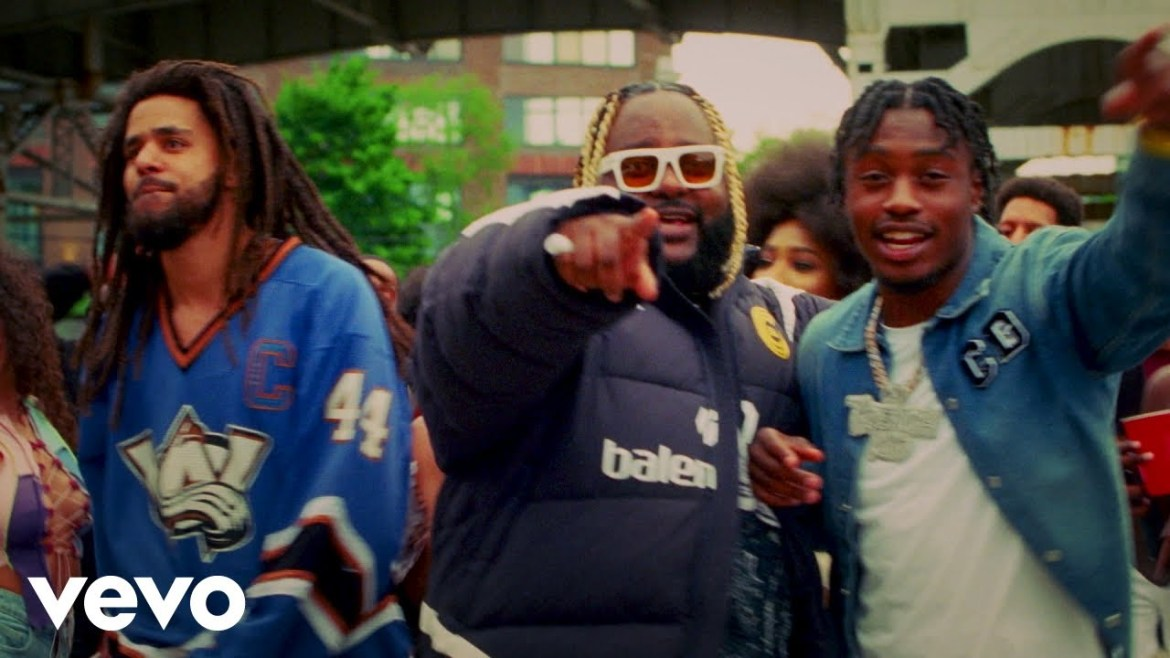 """NEW MUSIC ALERT! """"THE JACKIE"""" BY BAS FT. J. COLE & LIL TJAY"""