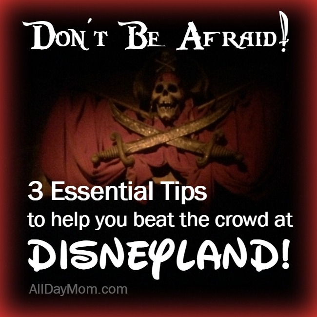 Disneyland tips: How to beat the crowd and ride more rides at Disneyland!