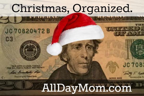 christmas organzed alldaymom.com 600x399 pinterest cover