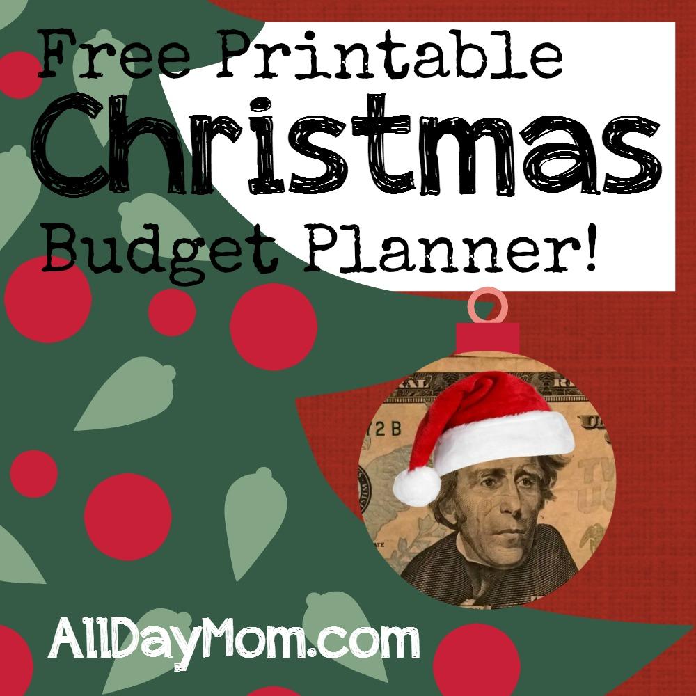 free printable christmas planner at all day mom