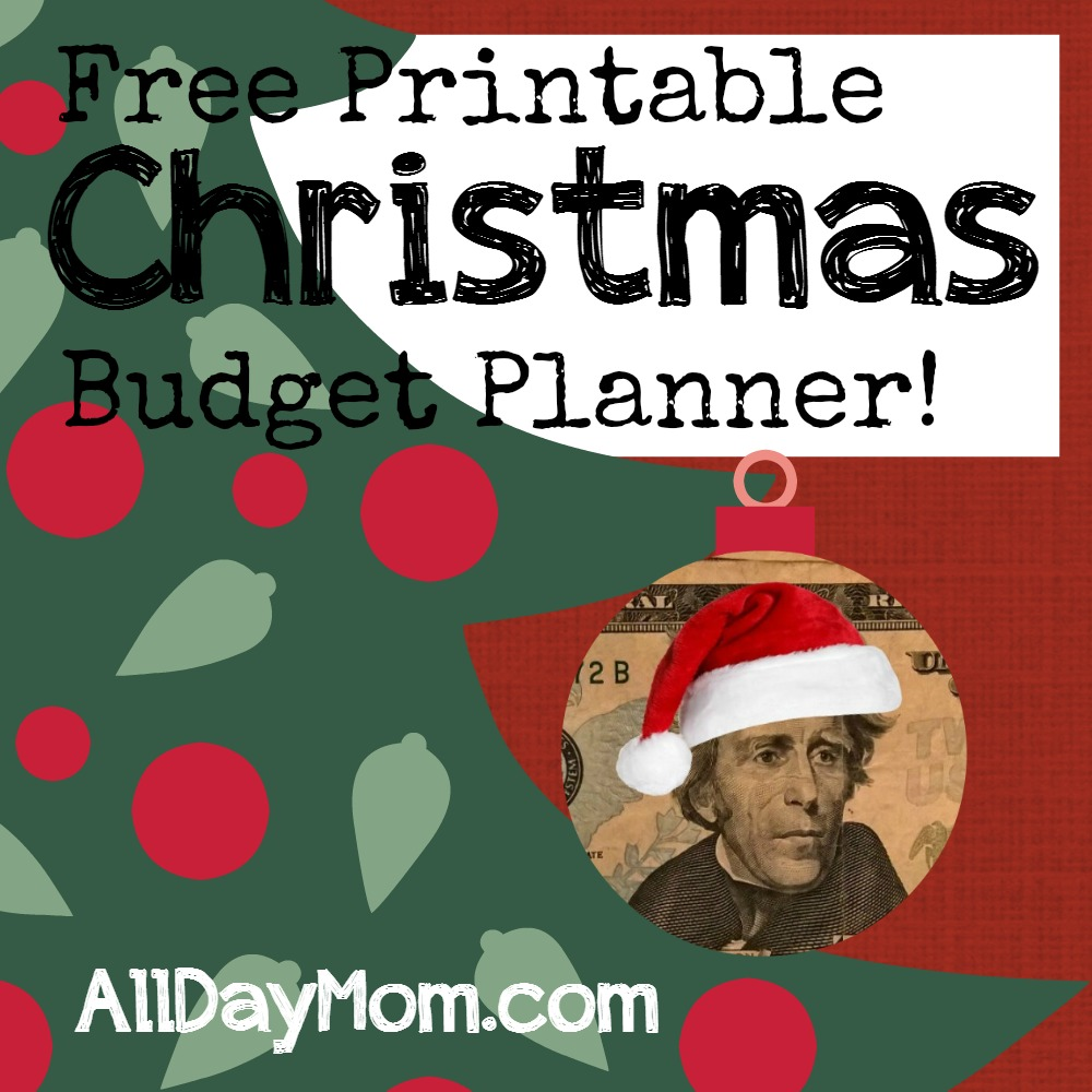 Get the free printable Christmas planner free at All Day Mom! Cheap, Fun, Organized Christmas! Christmas, Organized.