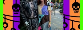 How to make an easy and amazing DIY Sally Costume and DIY Jack Costume for Halloween! Nightmare Before Christmas - Haunted Mansion Holiday - Mickeys Halloween Party at Disneyland - Jack and Sally couples costume!
