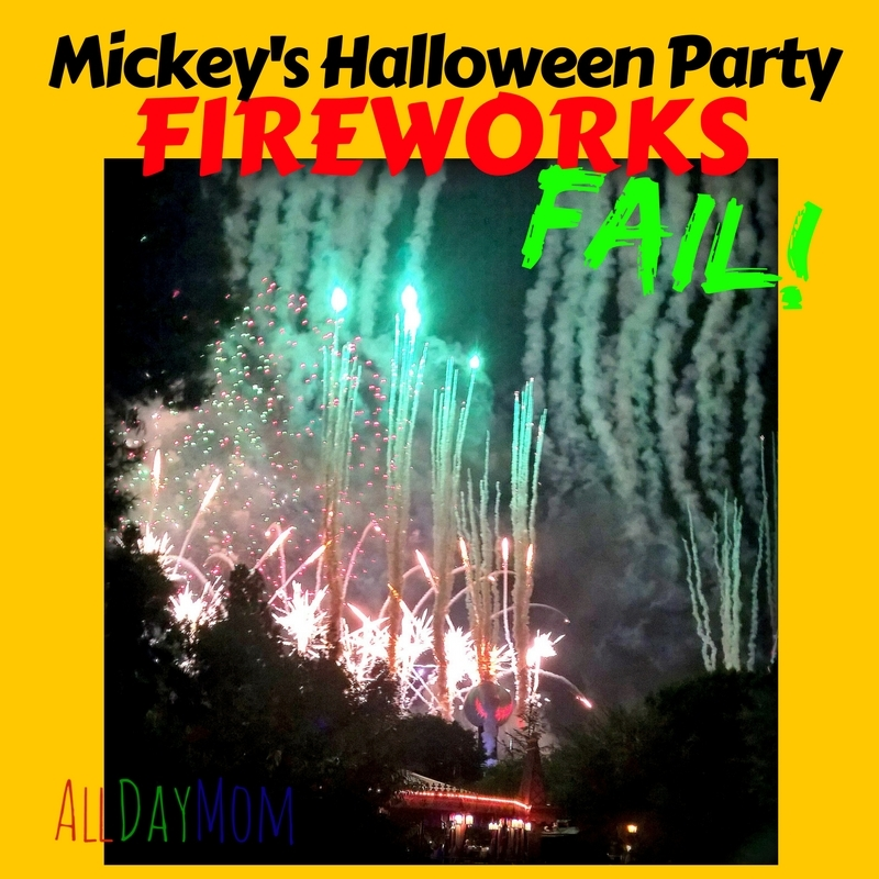 Don't miss the Halloween Screams fireworks show! Make the most of your Disneyland day with these 5 Disneyland Tips for Mickey's Halloween Party! Don't miss a trick—or a treat!—at Disneyland's Halloween Party!