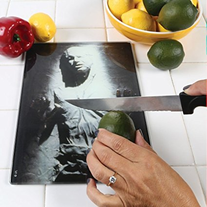 Han Solo in carbonite cutting board - Star Wars gift ideas for dads!