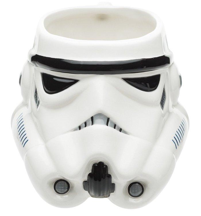 stormtrooper mug Star Wars gift ideas