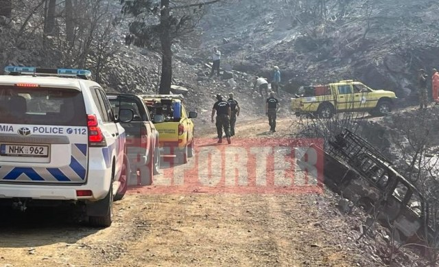 Τραγωδία: Κάηκαν ζωντανοί οι 4 νέοι που ήταν Αγνοούμενοι-Έπεσαν σε χαράδρα και έτρεχαν να γλιτώσουν πεζοί[photos]