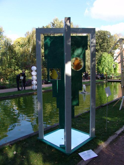 Конкурс садовой скульптуры «Архитектурное дерево»