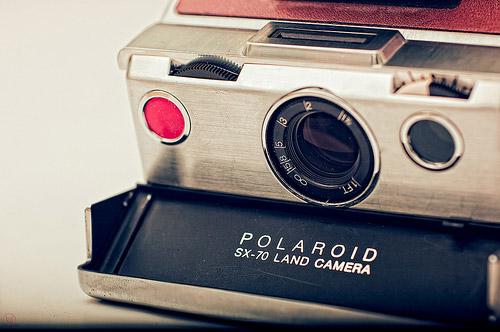 Романтика моментальной фотографии. История «Polaroid»