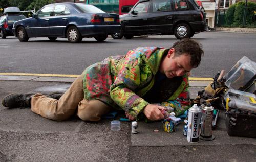 Жвачные миниатюры. Уличное бабл-гам искусство Бена Уилсона