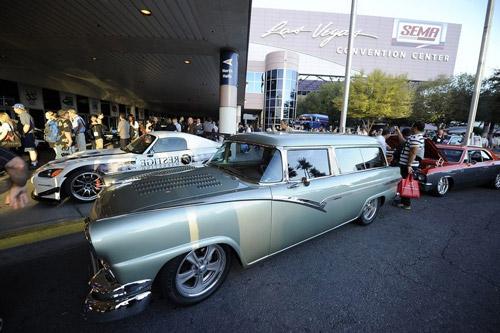 Выставка SEMA 2010 – настоящее казино тюнинга в Лас-Вегасе