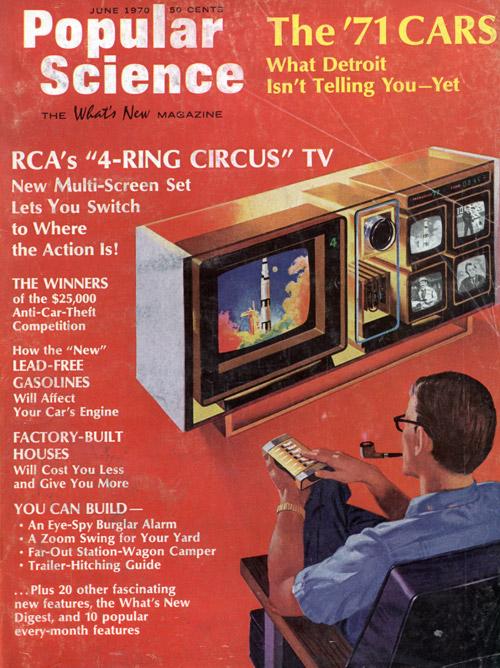 Американский ретрофутуризм. Отборная научная фантастика с обложек старых журналов