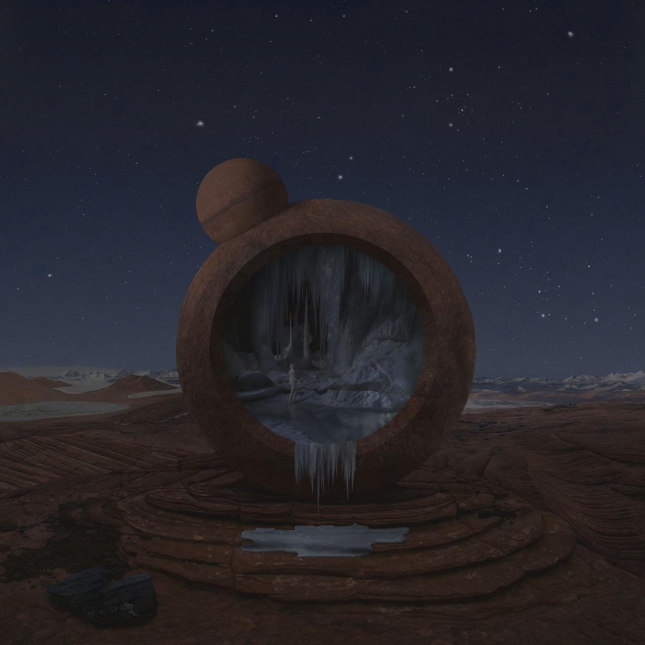 Жизнь на Марсе. Инопланетные фотохроники