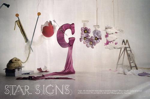 Знаки зодиака. 12 астрологических перевоплощений модели Сири Толлерод