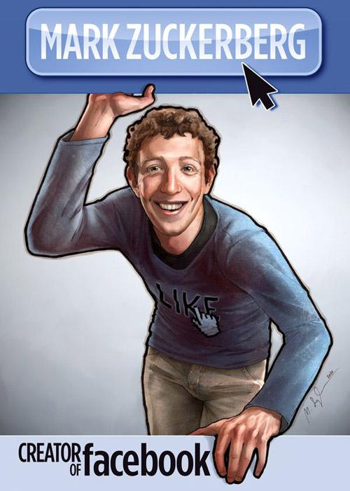 Основатель Facebook Марк Цукерберг – человек года по версии Time