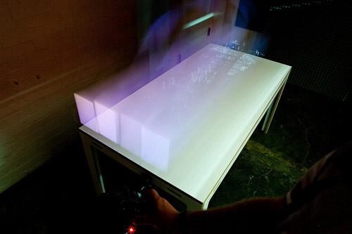 Светографика нового уровня при помощи iPad. Настоящая 3D магия!