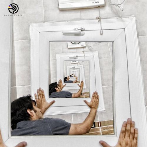 Эффект Дросте. Бесконечные спирали на фотографиях