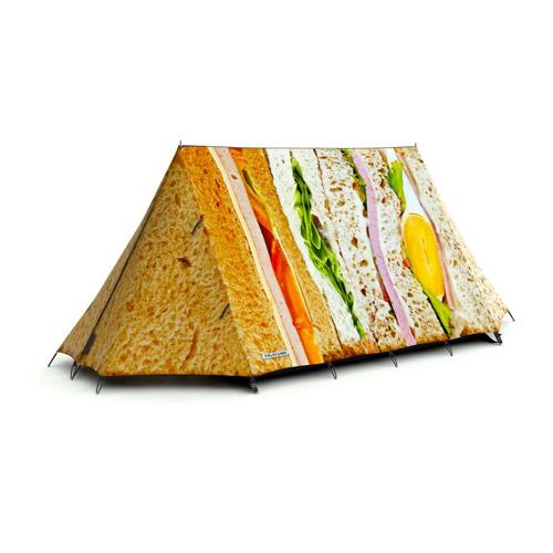 Нескучные палатки. Походный креатив