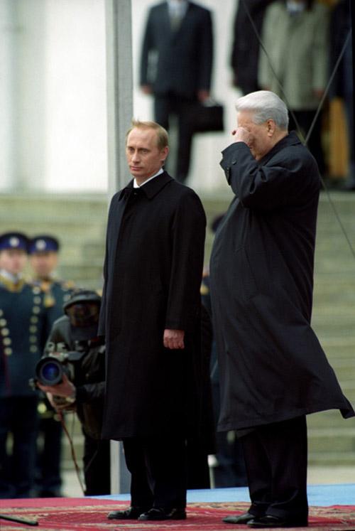 Две фотовыставки. «Михаил Горбачев. Perestroika» и «Борис Ельцин и его время»