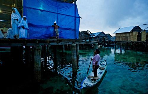 Племя Баджао. Морские бродяги, живущие на лодках