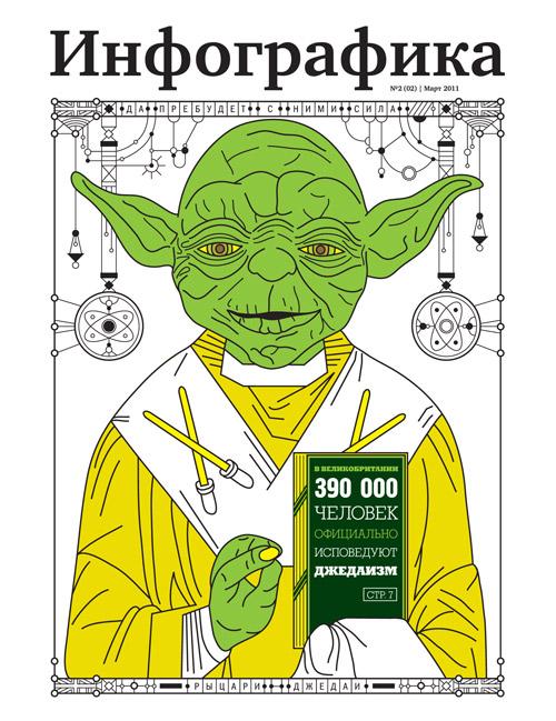 Журнал «Инфографика» (№2, Март 2011). Свежий выпуск!