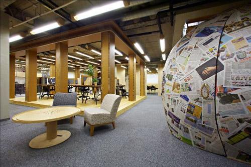 Премия BEST OFFICE AWARDS 2011. Лучшие офисы этого года