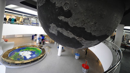 Московский планетарий. Открытие после 17 лет реконструкции