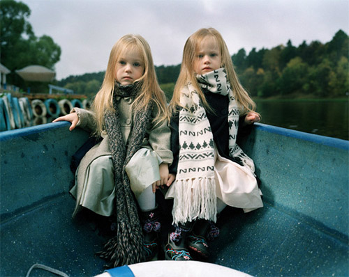Маленькие взрослые. Портреты детей российской элиты