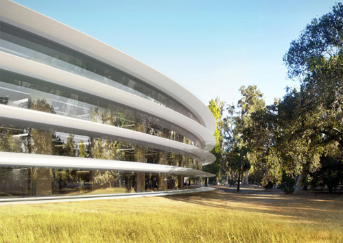 Apple Campus 2. Проект нового кампуса Apple в Купертино
