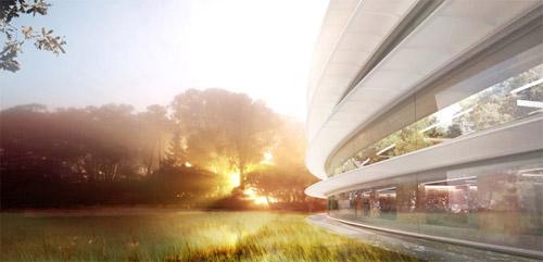 Apple Campus 2. Проект нового кампуса Apple в Купертино
