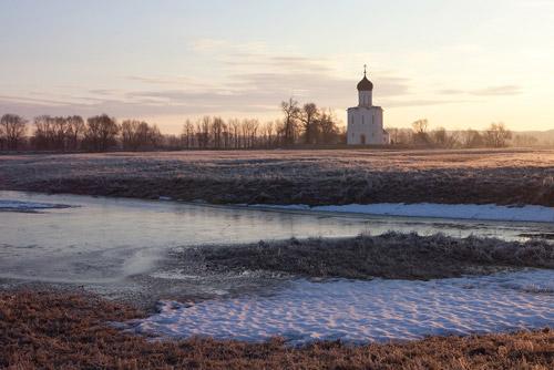 Фотоконкурс и open-air выставка «Русский пейзаж»