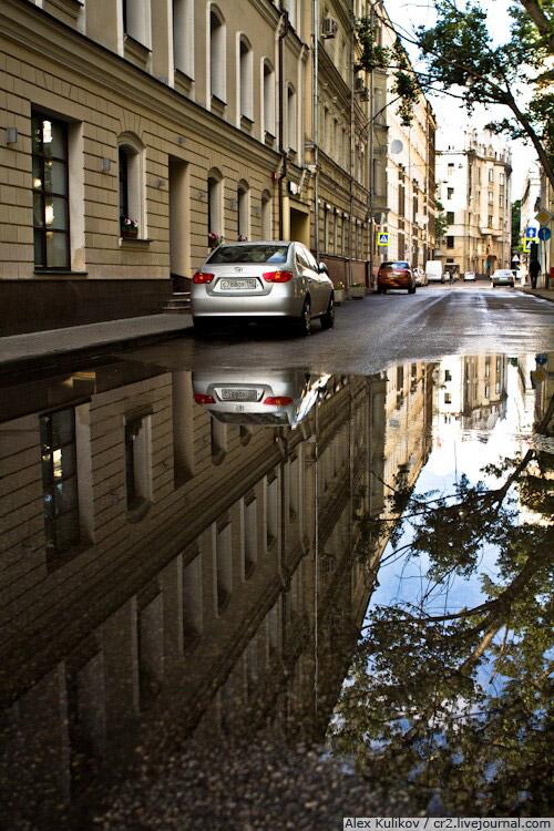 Неизвестные уголки Москвы. Фотопрогулка с Алексеем Куликовым